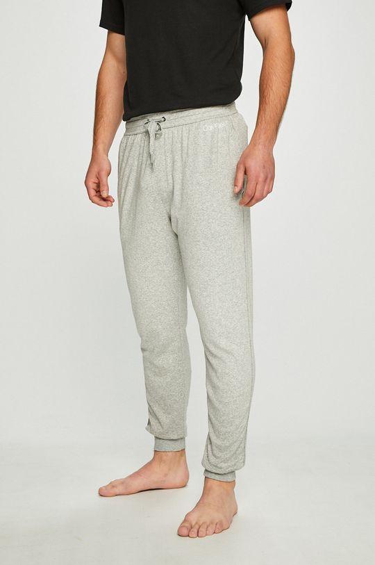 světle šedá Calvin Klein Underwear - Kalhoty Pánský