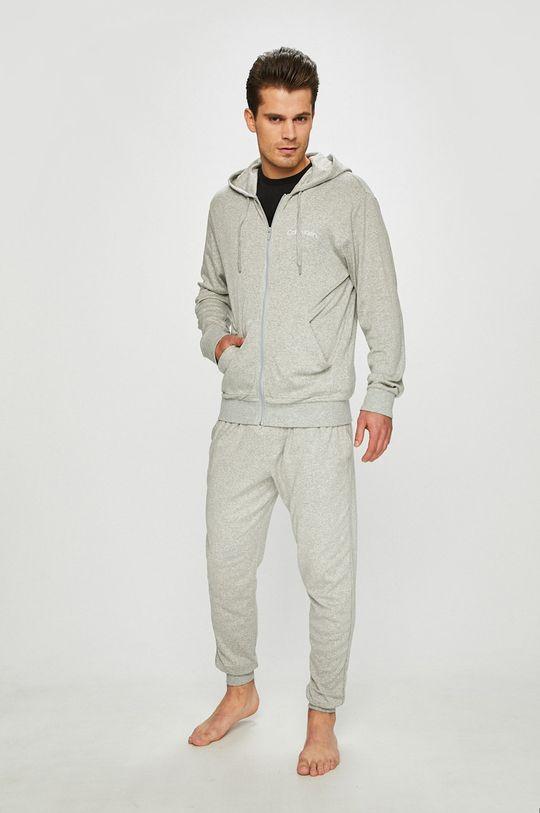 Calvin Klein Underwear - Kalhoty světle šedá
