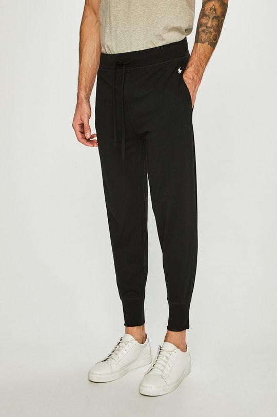 černá Polo Ralph Lauren - Kalhoty Pánský