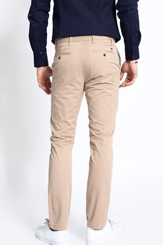 Tommy Hilfiger - Spodnie Denton Chino Org Str Twill 97 % Bawełna organiczna, 3 % Elastan,