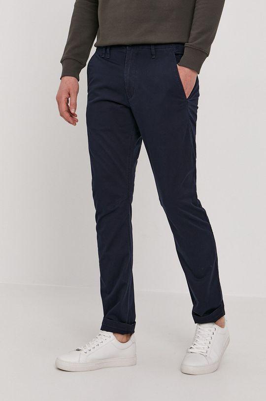 námořnická modř G-Star Raw - Kalhoty Pánský