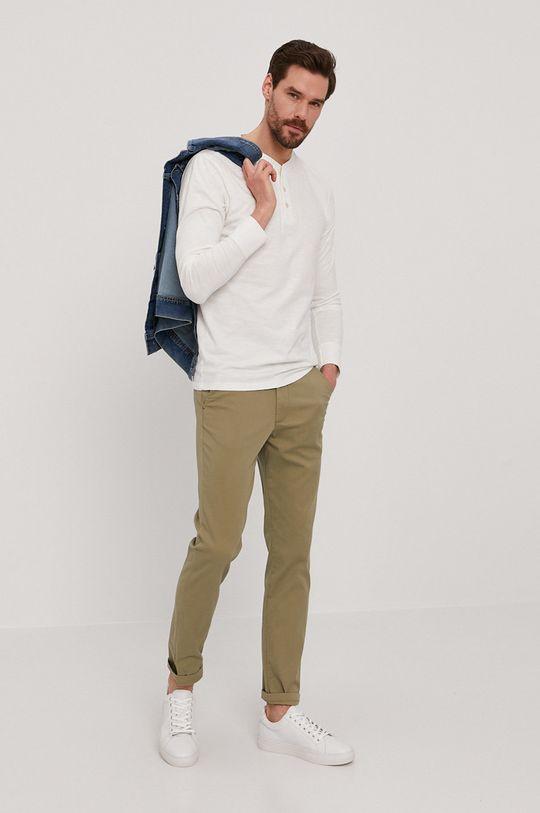 Selected - Spodnie oliwkowy