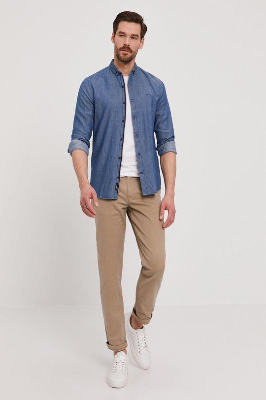 Selected - Kalhoty šedá