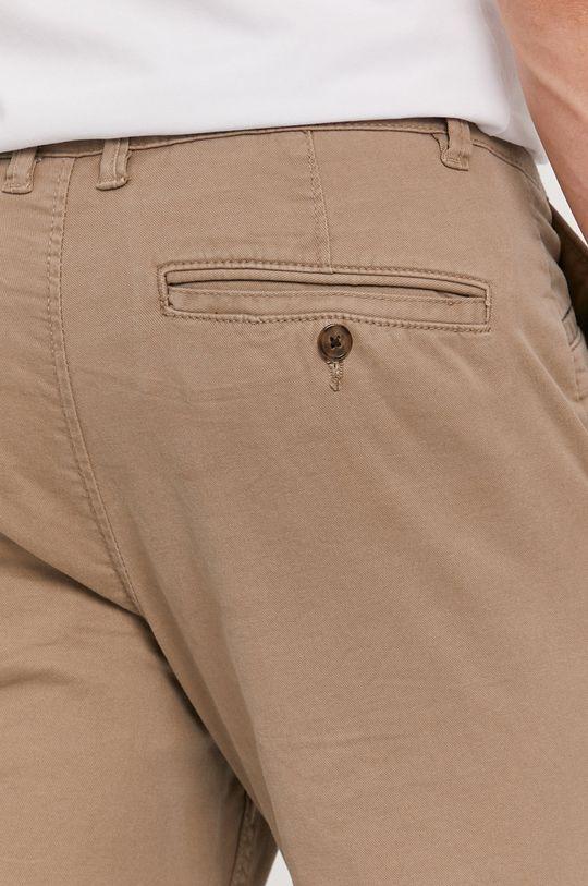šedá Selected - Kalhoty