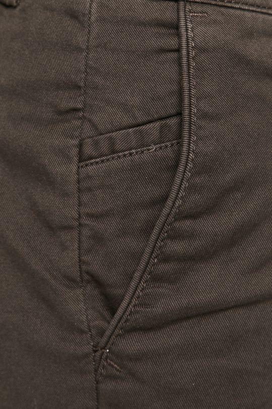 grafitová Selected - Kalhoty