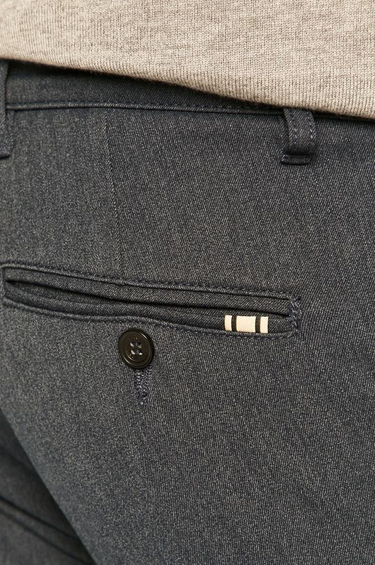 granatowy Tailored & Originals - Spodnie