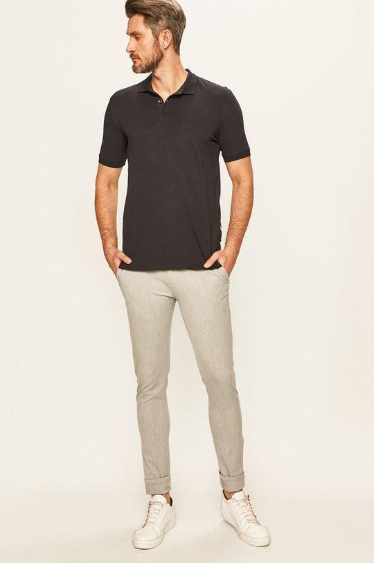 Tailored & Originals - Nohavice svetlosivá