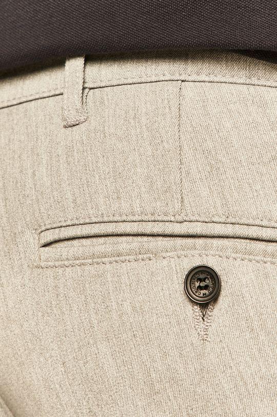 svetlosivá Tailored & Originals - Nohavice