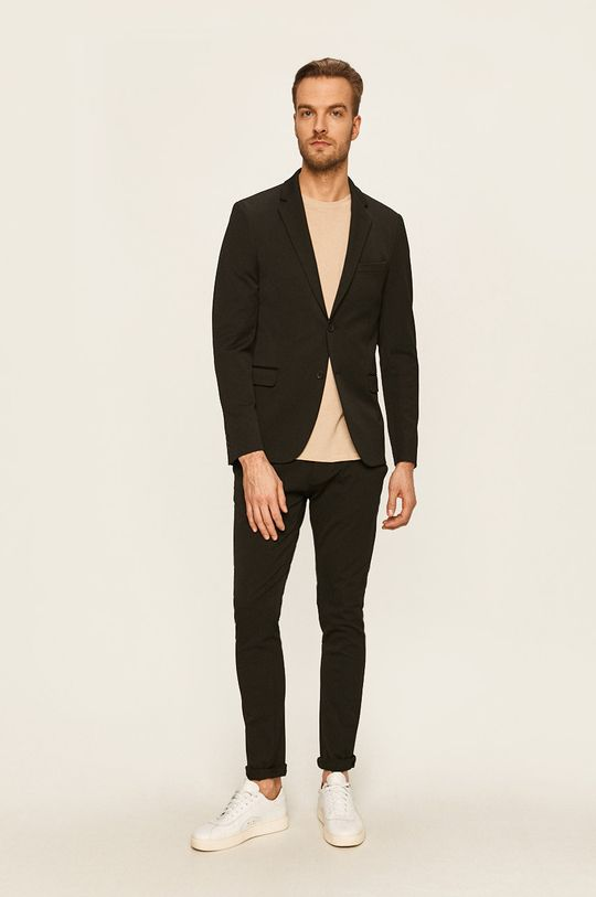 Tailored & Originals - Spodnie czarny