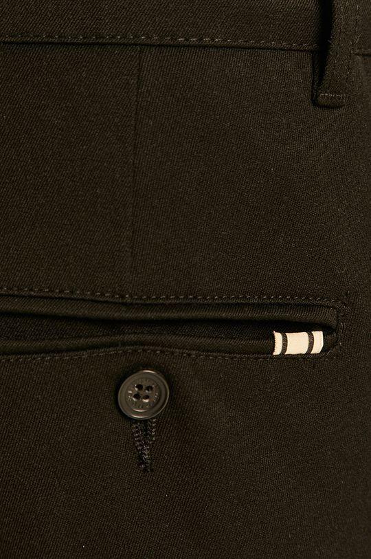 czarny Tailored & Originals - Spodnie