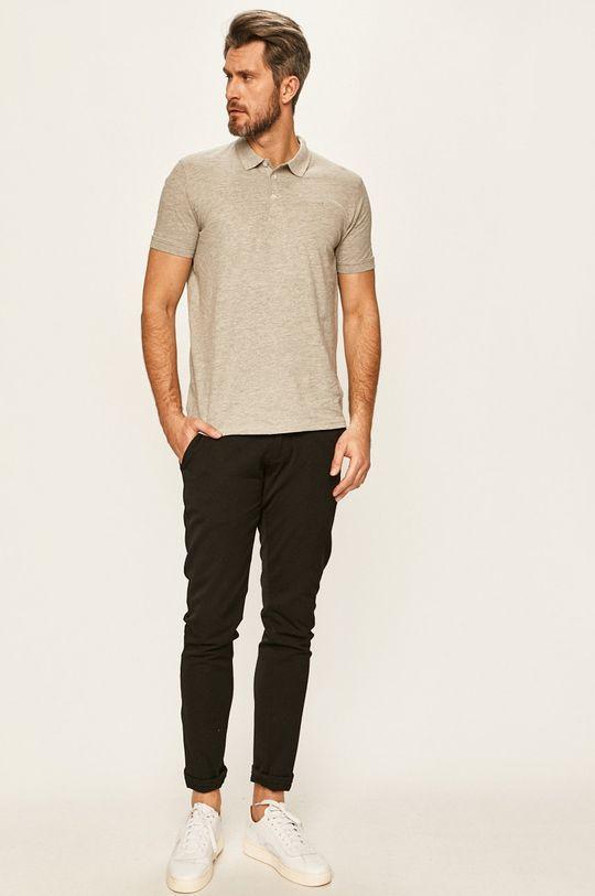 Tailored & Originals - Pantaloni negru