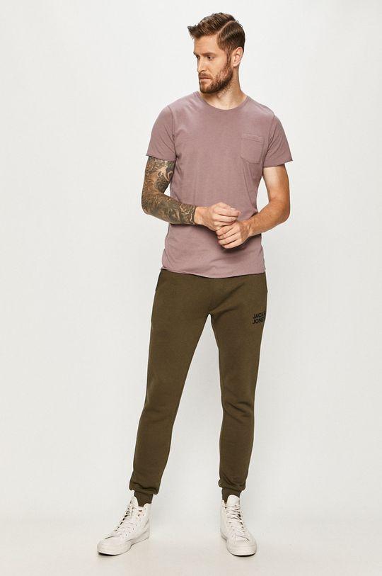 Jack & Jones - Pantaloni verde