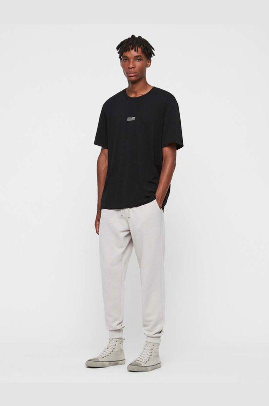 AllSaints - Spodnie Raven Sweat Pant jasny szary