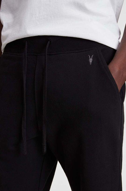 AllSaints - Spodnie Raven Sweat Pant czarny