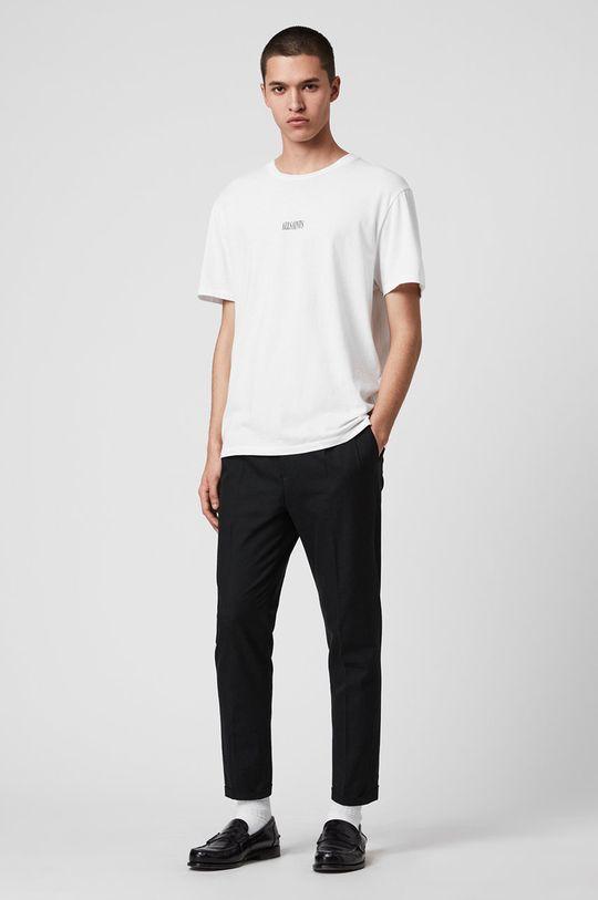 AllSaints - Kalhoty Tallis Trousers  60% Bavlna, 40% Vlna