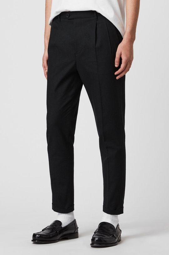 černá AllSaints - Kalhoty Tallis Trousers