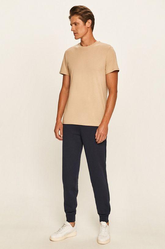 Lacoste - Kalhoty námořnická modř