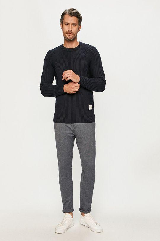 Clean Cut Copenhagen - Pantaloni bleumarin