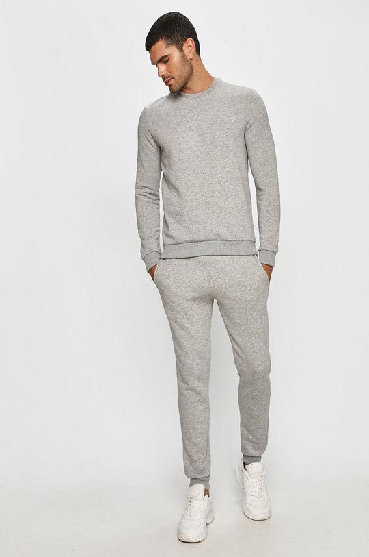 Only & Sons - Spodnie jasny szary