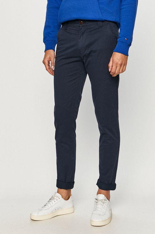 námořnická modř Tommy Jeans - Kalhoty Pánský