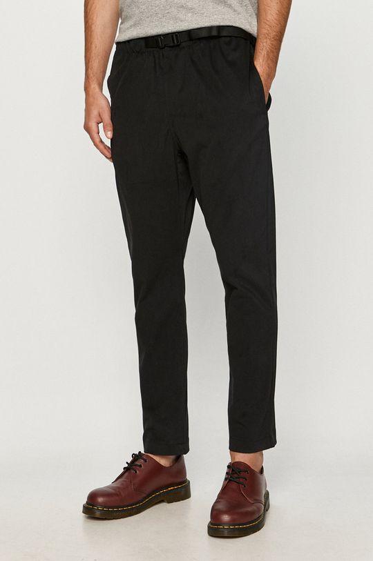 černá Caterpillar - Kalhoty Pánský