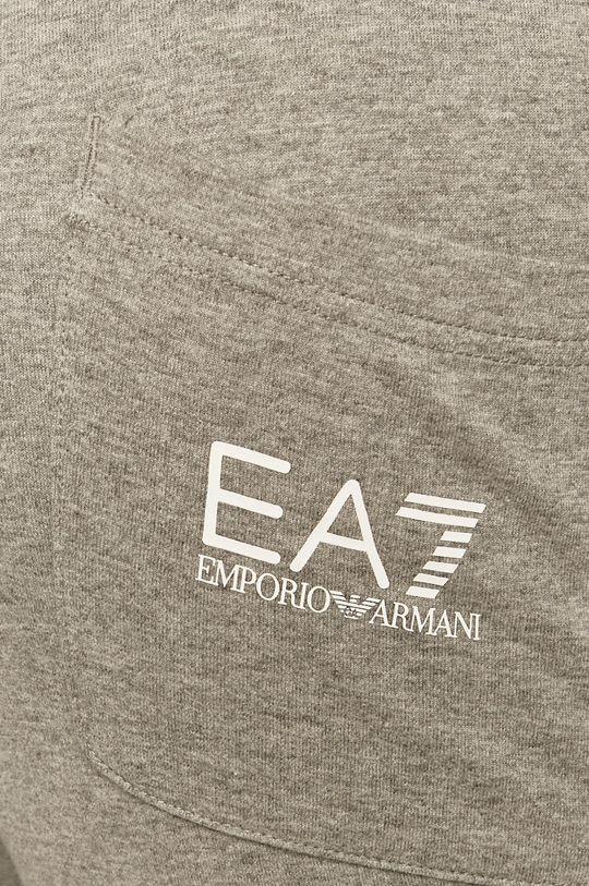 szary EA7 Emporio Armani - Spodnie