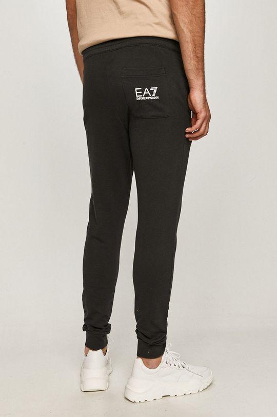 EA7 Emporio Armani - Spodnie 100 % Bawełna