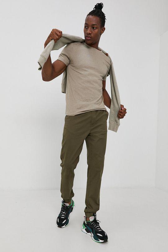Only & Sons - Spodnie brudny zielony