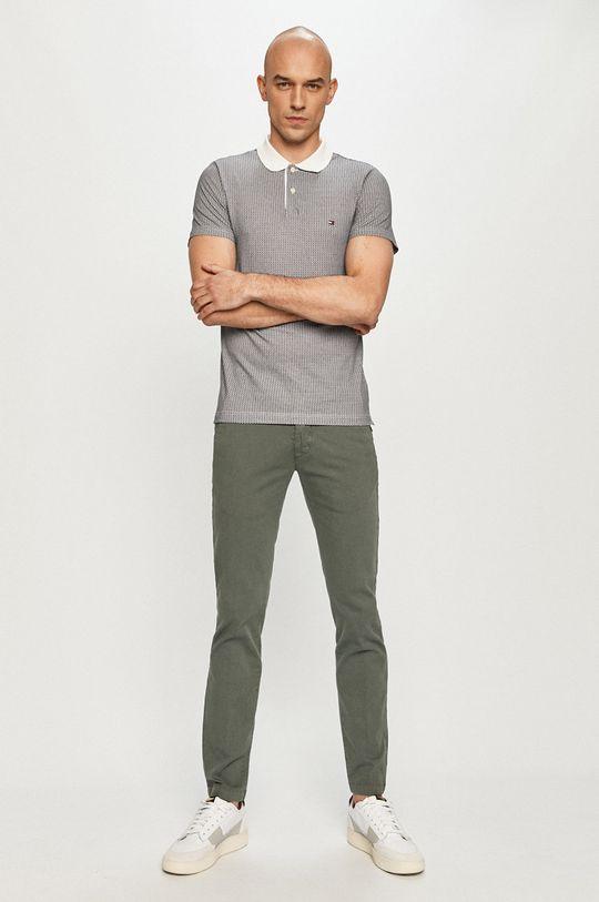 Marc O'Polo - Nohavice tyrkysová modrá