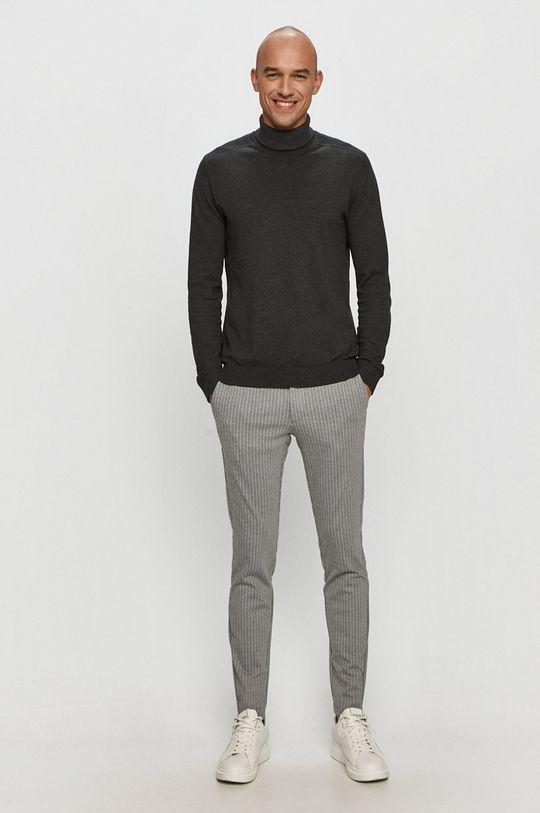 Only & Sons - Kalhoty světle šedá