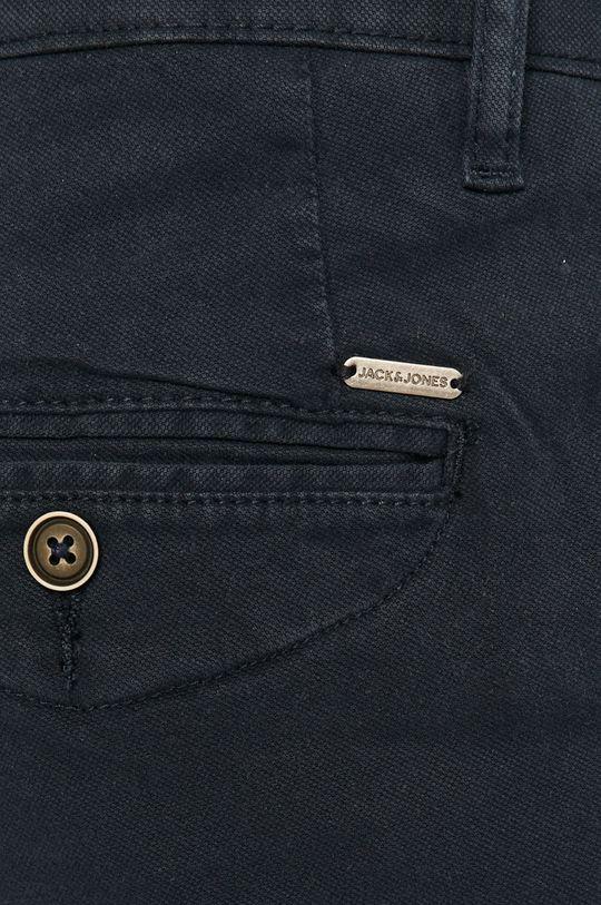 granatowy Jack & Jones - Spodnie