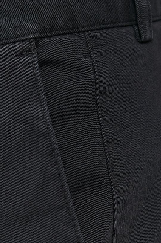 czarny Tiger Of Sweden - Spodnie