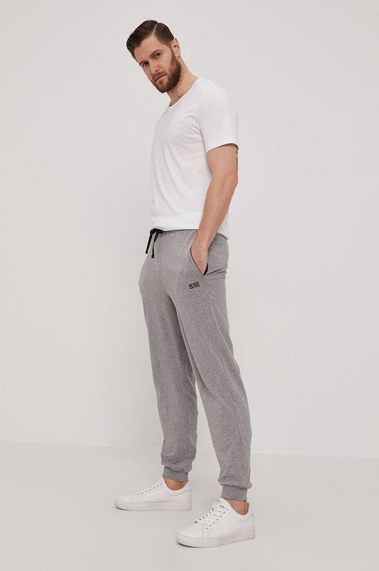 Boss - Spodnie szary