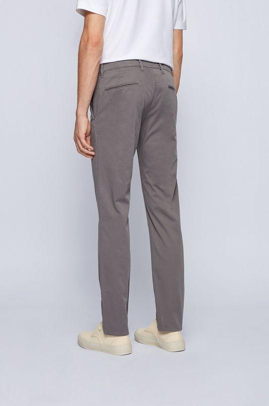 Boss - Spodnie 97 % Bawełna, 3 % Elastan