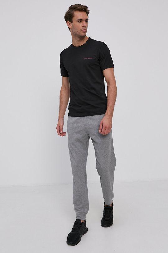 Emporio Armani - Spodnie szary