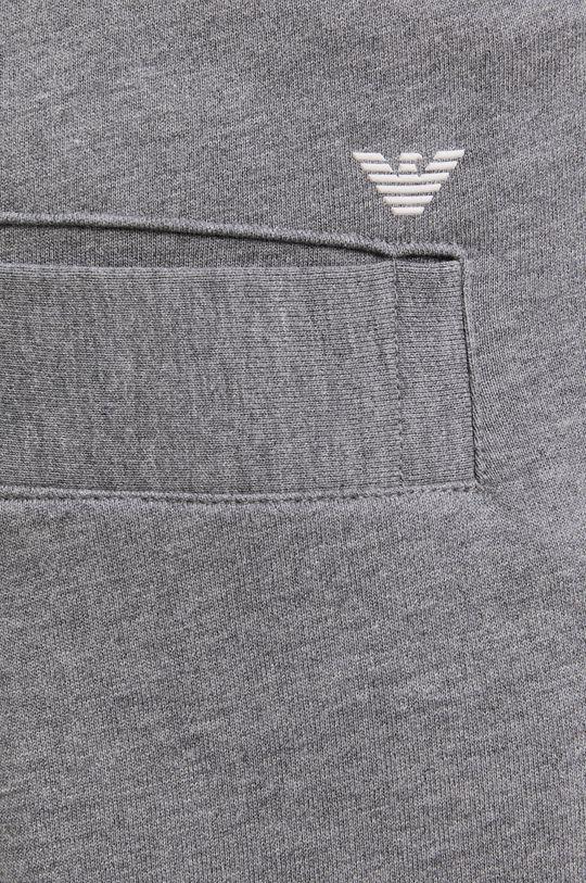 szary Emporio Armani - Spodnie
