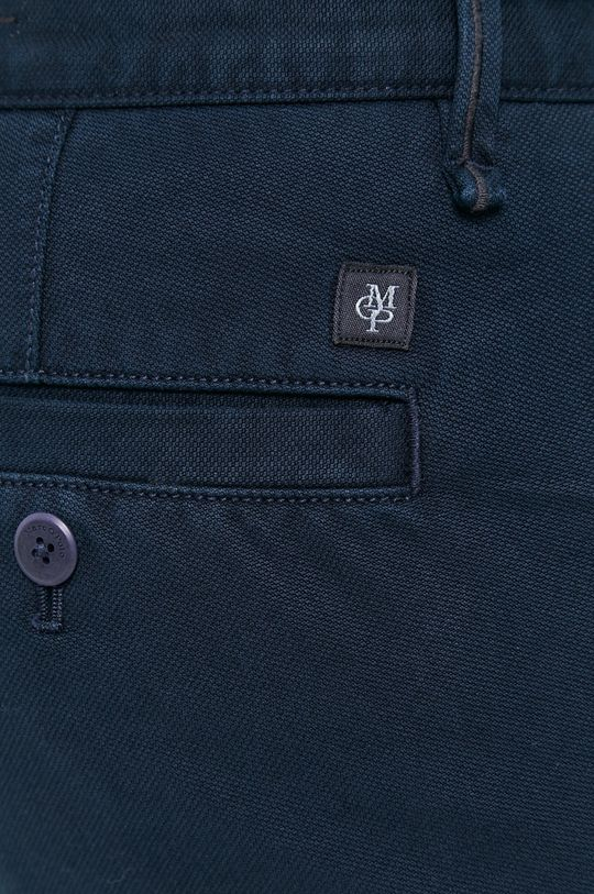 granatowy Marc O'Polo - Spodnie