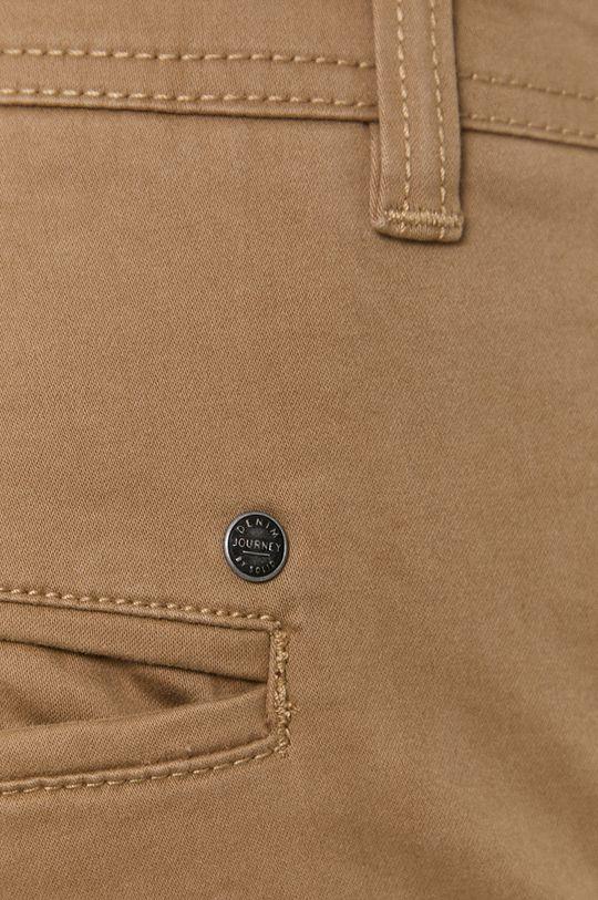 piaskowy Solid - Spodnie