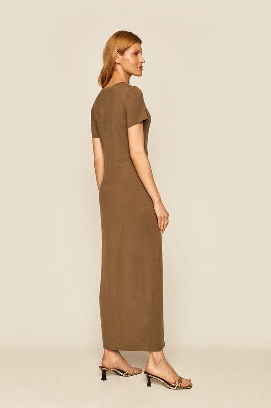 Vero Moda - Sukienka 5 % Elastan, 95 % Lyocell