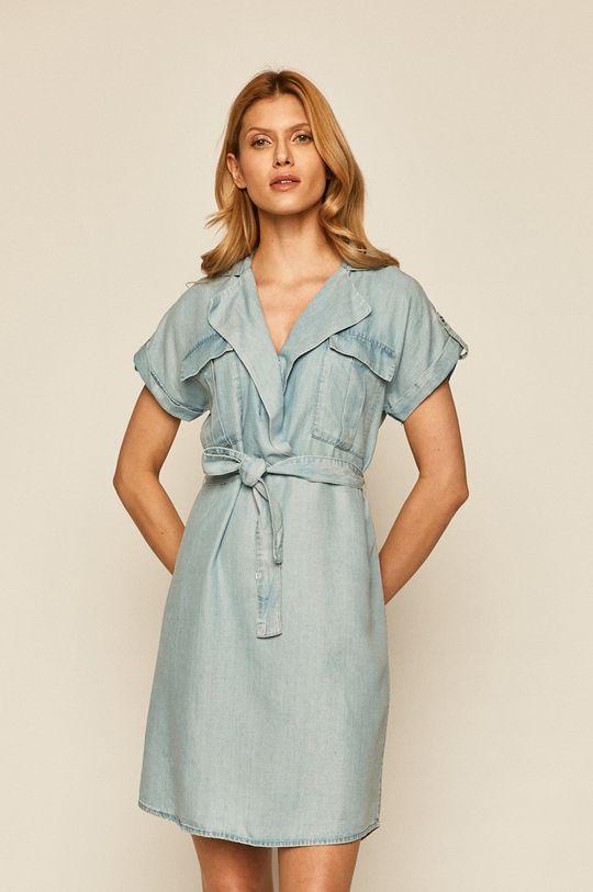 блакитний Noisy May - Сукня Жіночий