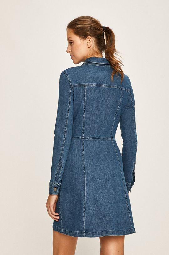 Noisy May - Sukienka jeansowa 79 % Bawełna, 2 % Elastan, 19 % Poliester