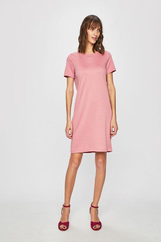 Vila - Sukienka różowy