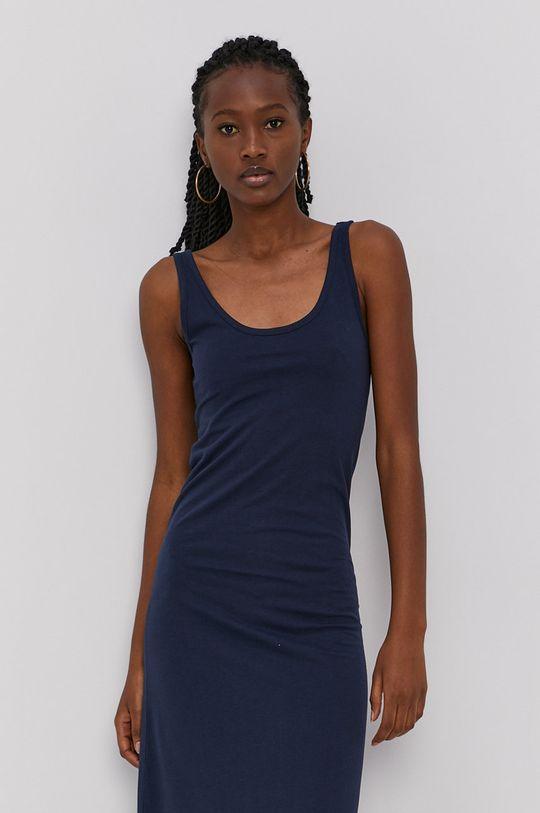 tmavomodrá Vero Moda - Šaty
