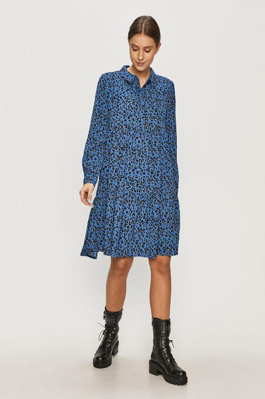 Jacqueline de Yong - Sukienka niebieski