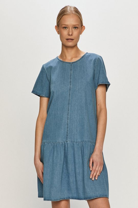Noisy May - Rochie jeans  100% Bumbac