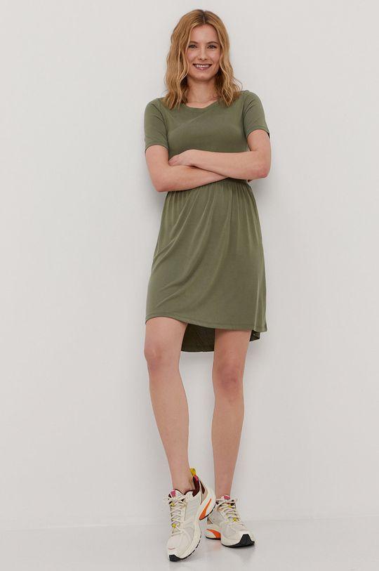 oliwkowy Pieces - Sukienka