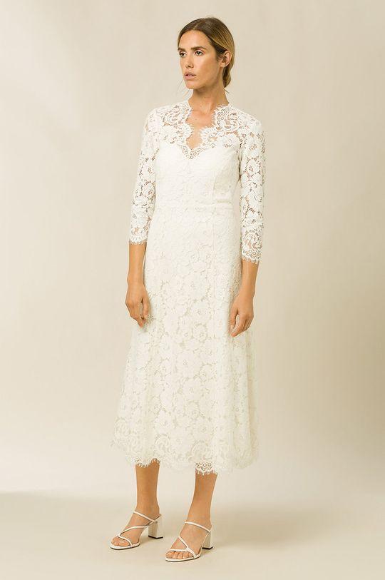 biały IVY & OAK - Sukienka Damski