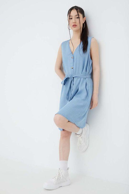 Vero Moda - Sukienka jasny niebieski