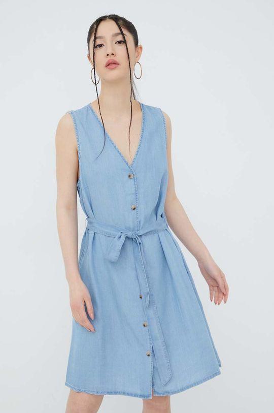 jasny niebieski Vero Moda - Sukienka Damski