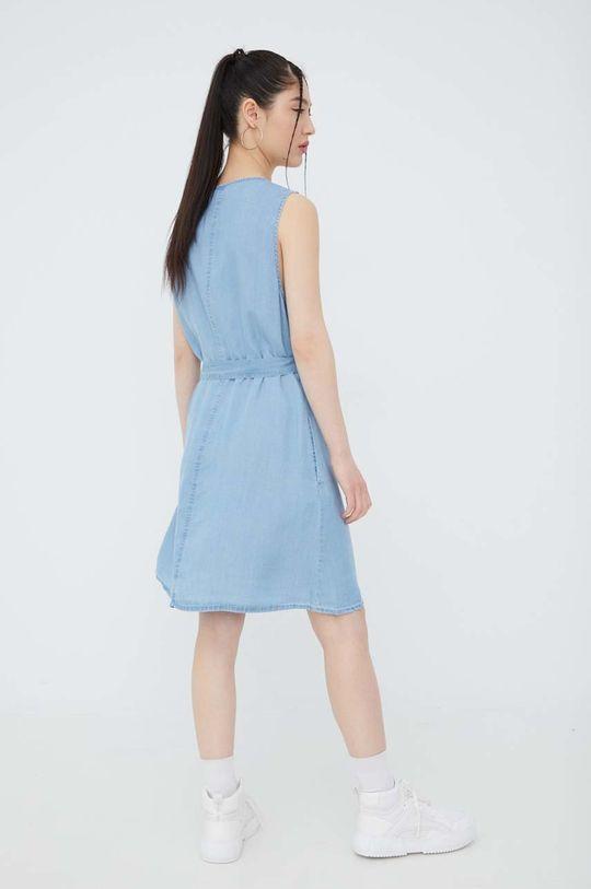 Vero Moda - Sukienka 100 % Tencel